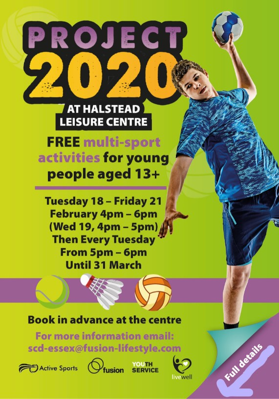 Halstead Leisure Centre Project