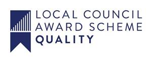 Local Council Award Scheme Creditation Logo