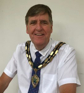 Mayor Cllr Radley